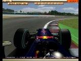 Мой лучший круг в Венгрии - 1:18.969, Vettel, RB6 (rFactor F1-2010).